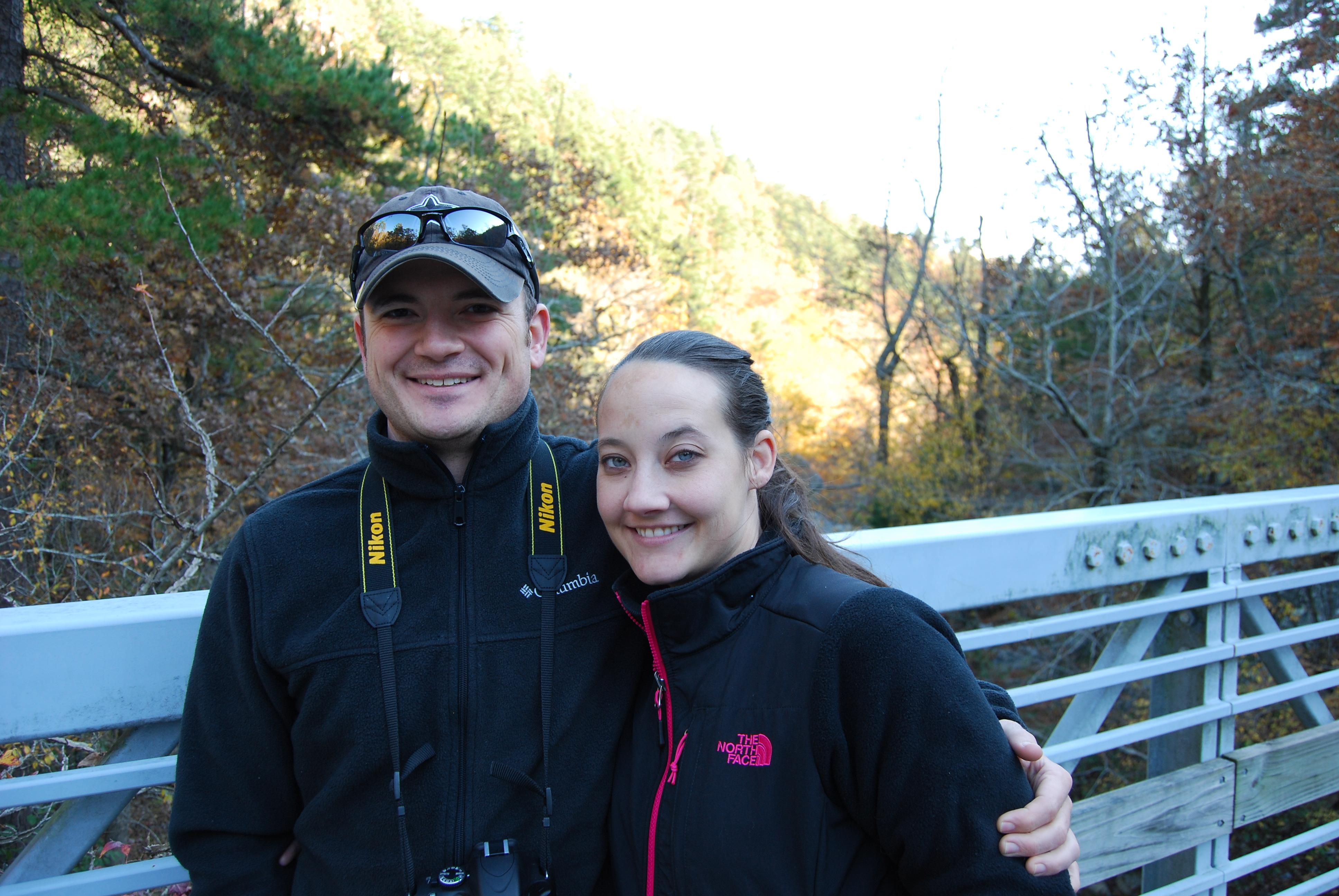 Matt & Blythe