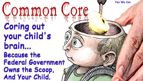 Common Core - Coring Out Your Child's Brain